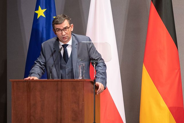 Ambasador Andrzej Przyłębski to prywatnie mąż prezes TK Julii Przyłębskiej