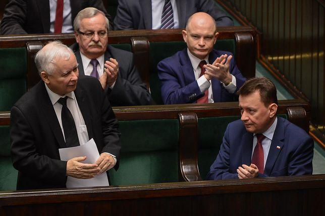 Do Sejmu weszłaby również lewica