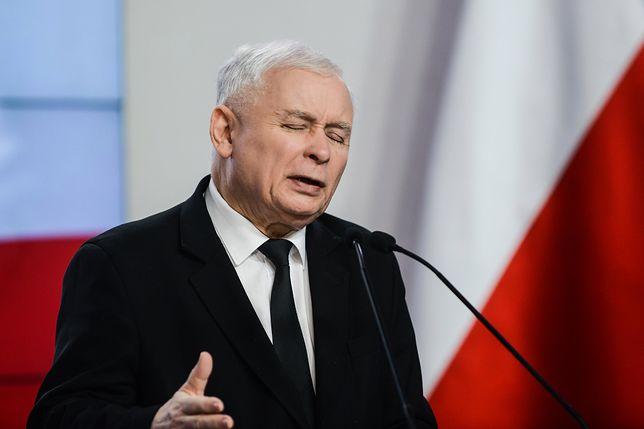 Na posiedzeniu władz PiS Jarosław Kaczyński miał wydać specjalne polecenie