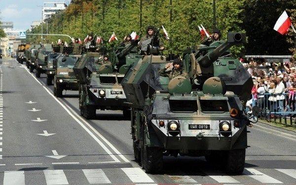 Wkrótce nocna próba generalna parady wojskowej. Mieszkańcy Warszawy nie pośpią?