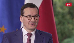 Premier Morawiecki zaskakująco o Millerze i Kwaśniewskim. To oni wprowadzali Polskę do UE