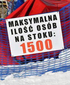 """Pierwszy """"narciarski powiat"""" zmaga się z trzecią falą. Ponad tysiąc zakażonych i liczne zgony"""