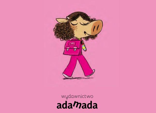 Wydawnictwo ADAMADA szykuje na wiosnę kilkanaście nowości
