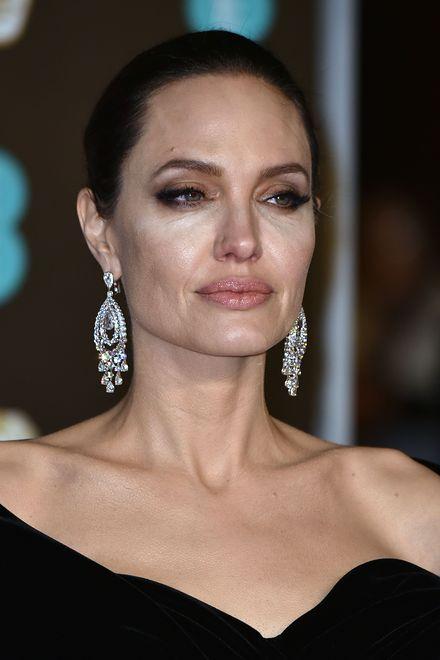 Przeraźliwie chuda Angelina Jolie