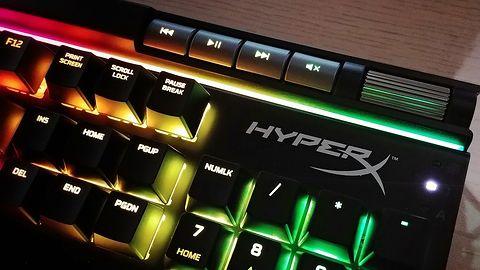 HyperX Alloy Elite RGB – test podświetlanej klawiatury z najwyższej półki
