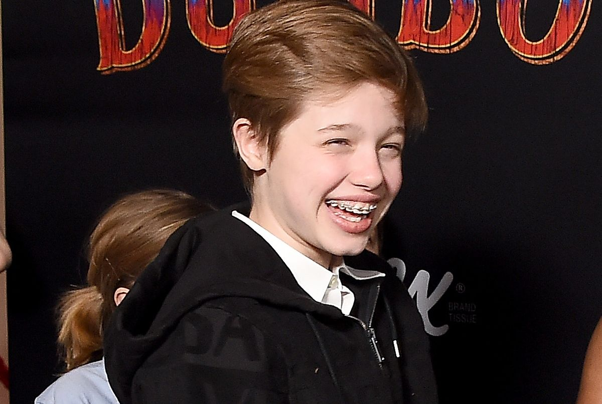 Brad Pitt ma nie akceptować córki. Angelina chce go odciąć