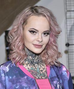Monika Miller jako modelka! Wokalistka wystąpiła na Warsaw Fashion Day