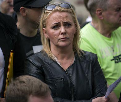 Strajk kobiet. Iwona Hartwich krytykuje Jarosława Kaczyńskiego: to jest nawoływanie do wojny religijnej