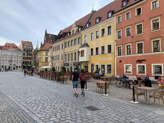 Luzowanie obostrzeń. Otwarcie ogródków gastronomicznych. Tak to będzie wyglądać we Wrocławiu