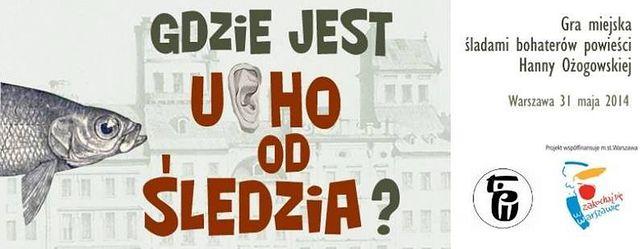 Poznaj klimat powojennej Warszawy podczas gry miejskiej