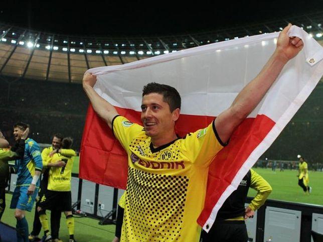 Bayern (z Lewandowskim) zagra na Narodowym!