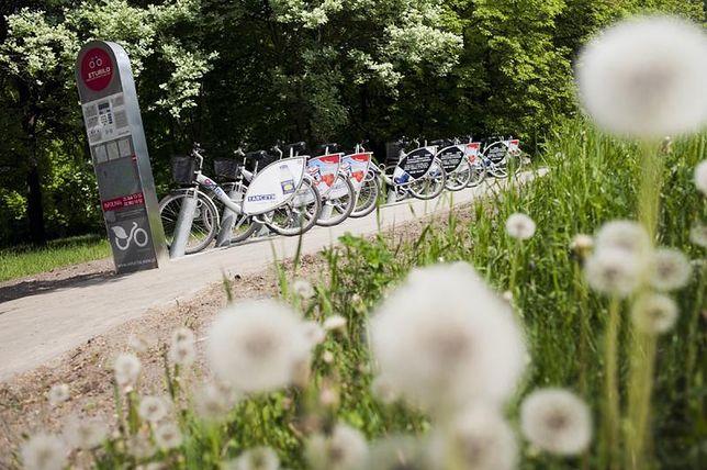 Nowe stacje Veturilo na Targówku, Białołęce oraz Żoliborzu