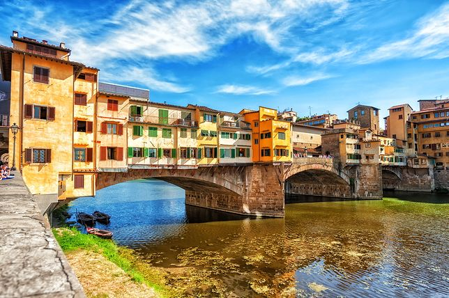 Ponte Vecchio, Florencja