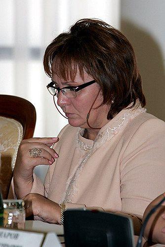 Lyudmila Aleksandrovna Putina