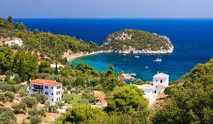 Skopelos - nieodkryta przez Polaków wyspa w Grecji