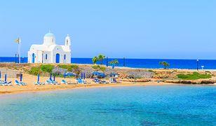 Cypr - tu słońce świeci cały rok