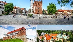 Najpiękniejsze miasta w Polsce wg internautów WP
