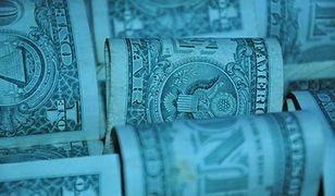 Notowania dolara dotarły do najwyższego poziomu od 14 lat