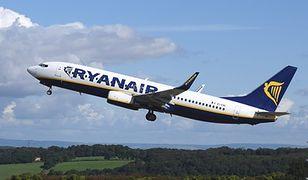 Ryanair będzie latał z Warszawy do trzech polskich miast
