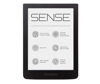 PocketBook Sense: nowy czytnik na rynku