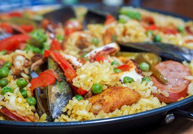 Jak przygotować ryż na modłę hiszpańską