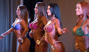 Konkurs bikini fitness