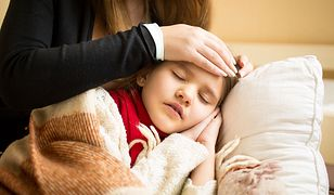 Nieuleczalnie chore maluchy potrafią cieszyć się każdą chwilą.
