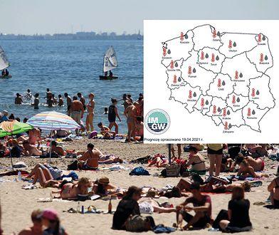Pogoda na lato. Jakie będą wakacje? Najnowsza prognoza z IMGW