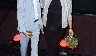 Tomasz Komenda i Anna Walter. Oświadczyny na premierze filmu o jego historii