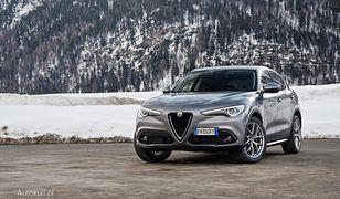 Alfa Romeo Stelvio tańsza o 9000 zł za sprawą nowego silnika