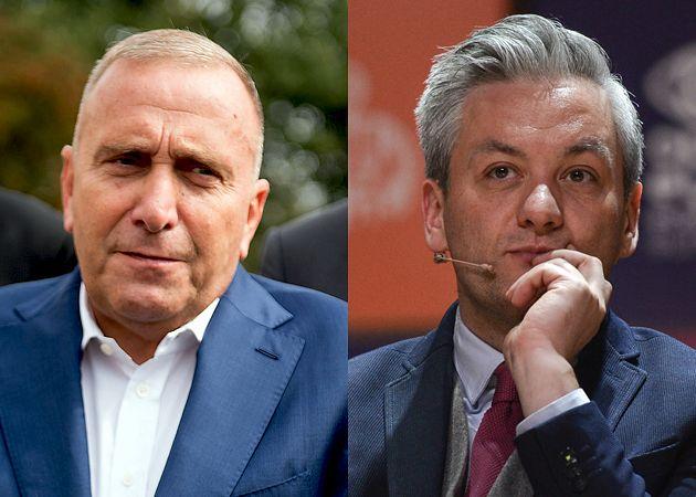 """Schetyna i Lubnauer w Słupsku uderzają w Biedronia. """"Zła postawa"""""""