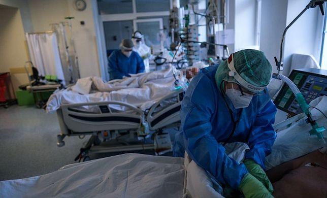 Koronawirus w Polsce. Ministerstwo Zdrowia o sytuacji w szpitalach