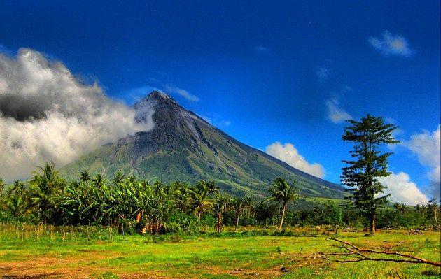 Mayon, Filipiny