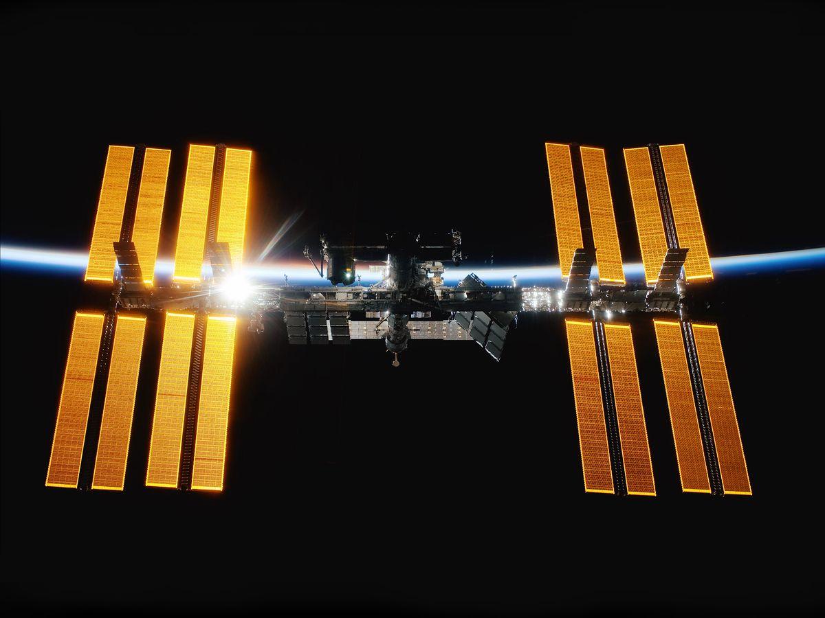 Międzynarodowa Stacja Kosmiczna ISS