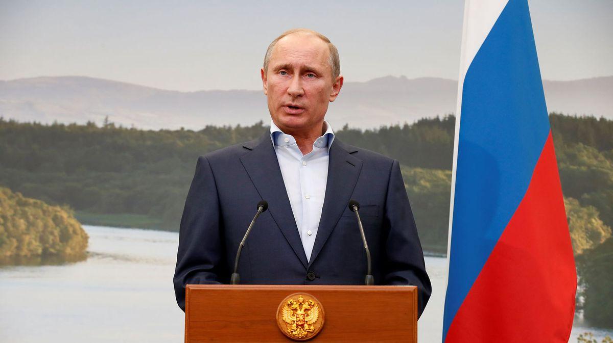 """Putin mówi o III wojnie światowej. """"Nie wyjdą z niej jako zwycięzcy"""""""