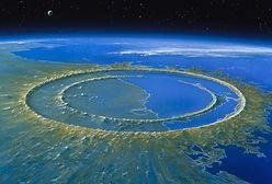 Asteroida, która zabiła dinozaury, wywołała falę na 1,5 km. Zrobiono jej symulację