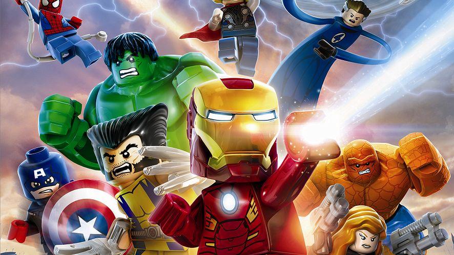 LEGO Marvel Super Heroes — zagraj to jeszcze raz, Sam