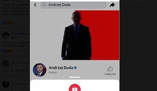 #blockduda trenduje na razie głównie na Facebooku