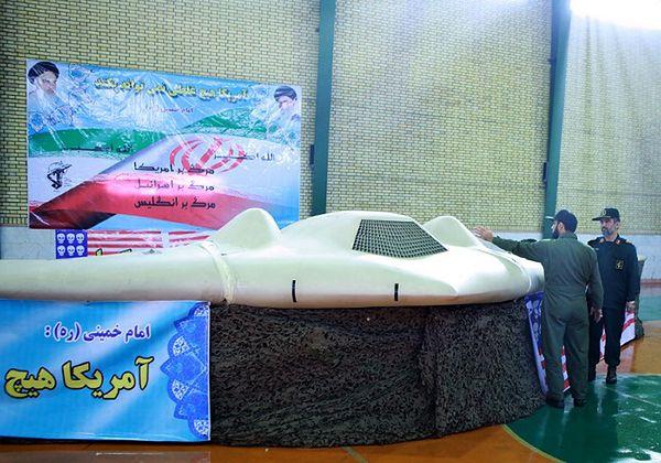 RQ-170 Sentinel przechwycony przez Iran