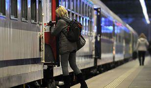 Obrażał gejów, wyprosili go z pociągu PKP Intercity