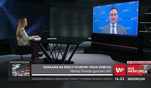 Mikołaj Pawlak mówi, ile spraw trafiło dotąd do komisji do spraw pedofilii