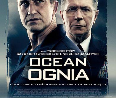 """Gerard Butler w """"Oceanie ognia"""". Zobacz plakat!"""