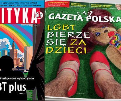 Zajęcia nt. LGBT w szkołach będą głównym tematem jutrzejszych okładek