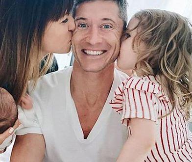 Anna Lewandowska świetnie sobie radzi jako mama