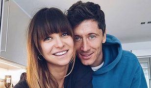 Ania i Robert Lewandowscy mają już dwójkę dzieci