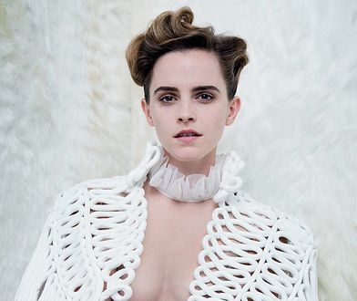 Czy feministka może mieć biust? Emma Watson odpowiada na zarzuty o hipokryzję