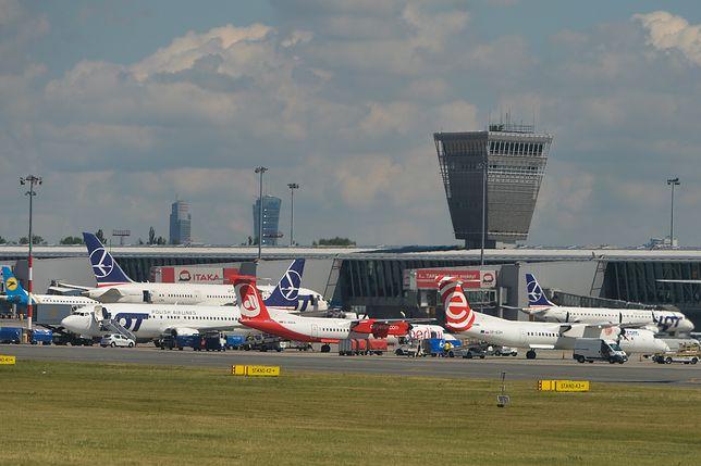 Warszawa. Na Lotnisku Chopina będzie można wykonać test na koronawirusa