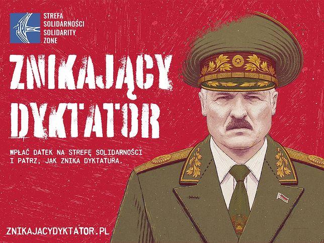 Rozbierzmy razem Łukaszenkę, czyli Znikający Dyktator