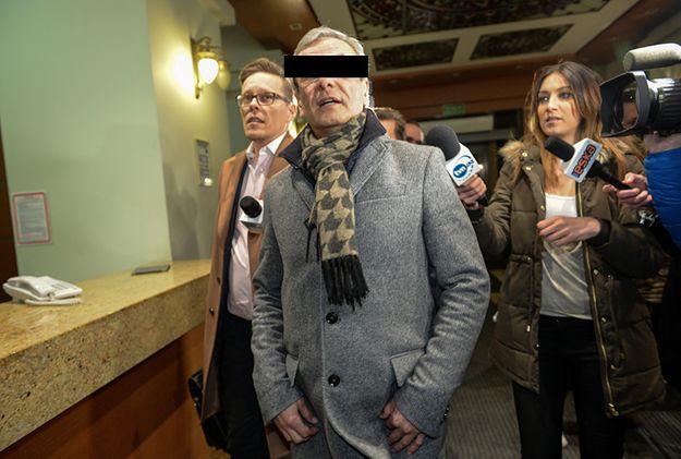 Andrzej B. usłyszał zarzuty, m.in. za nieprawdziwe oświadczenia majątkowe