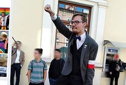 """""""Wszystkich was wyrżniemy!"""". Skandal z byłym kandydatem z Lublina"""